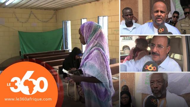 Vidéo. Mauritanie: un deuxième tour des législatives et locales sous haute surveillance