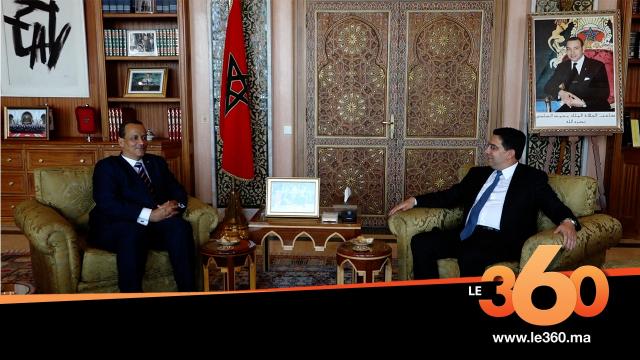 cover Video -Le360.ma •تعرفوا على أهداف زيارة وزير خارجية موريتانيا