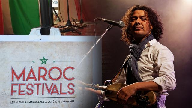 cover Video -Maroc-Festivals célèbre les artistes marocains à la Fête de l'Huma