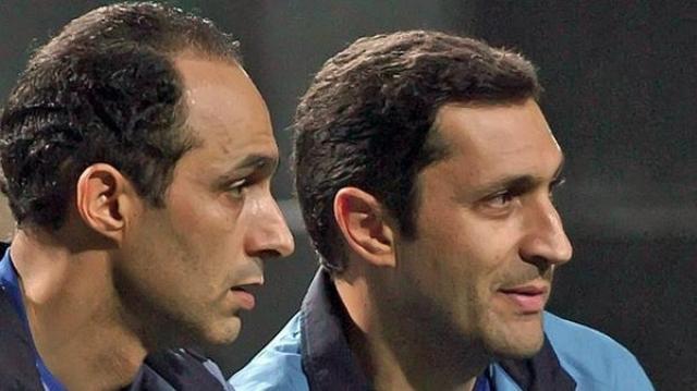 deux fils de moubarak