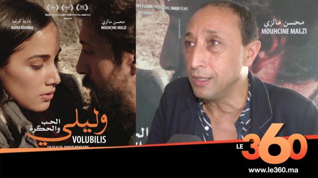 """cover Video -Le360.ma •Faouzi Bensaidi: """"Les perdants m'intéressent plus que les gagnants"""""""