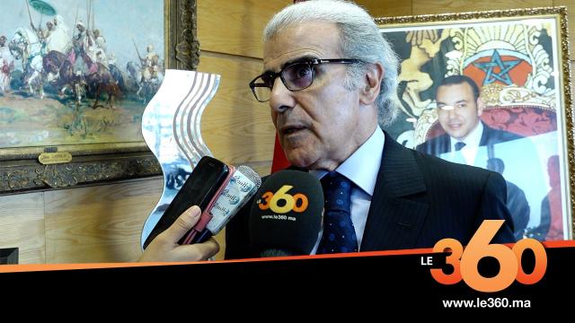 cover Video - Le360.ma •La situation économique et monétaire du Maroc commentée par Abdellatif Jouahri