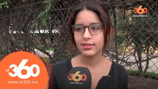 cover Video - Le360.ma • هكذا تفاعل الشارع المغربي مع قانون التحرش والعنف ضد النساء