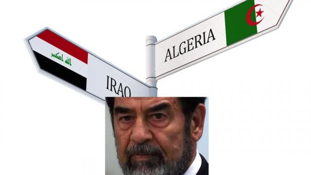 Algérie-Irak: les rues aux noms algériens sont débaptisées