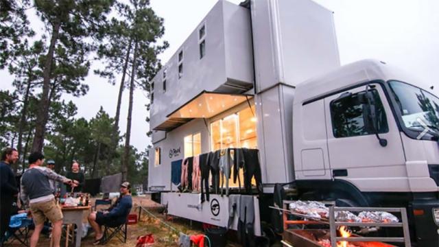 truck surf hôtel 4