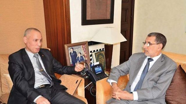 Abdellah El Fergui et El Othmani