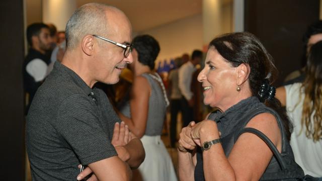 Mohamed El baz et Ikram Kabbaj