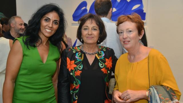 Majida Khattari, Najia Mehadji et Nathalie Gallissot
