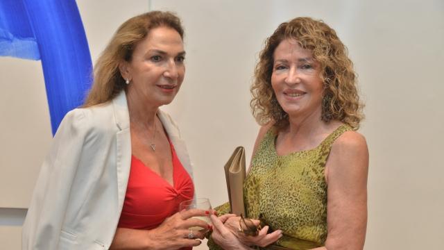 Assia Lazrak et Aicha Lahlou