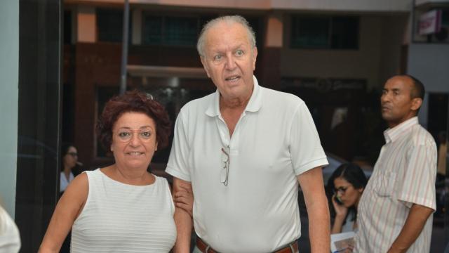 Farida Kabbaj et Said Lahlou