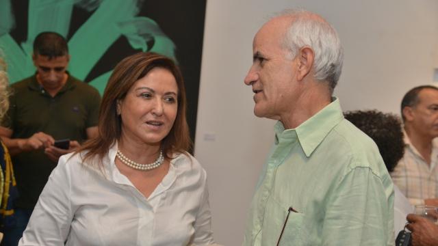 Houria Tazi Sadek et Ali Ababou