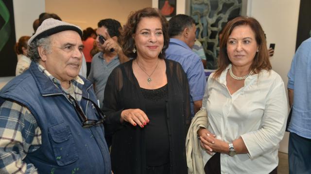 Mohamed Abouelouakar, Aicha Amor et Houria Tazi Sadek