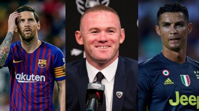 Messi Rooney Ronaldo