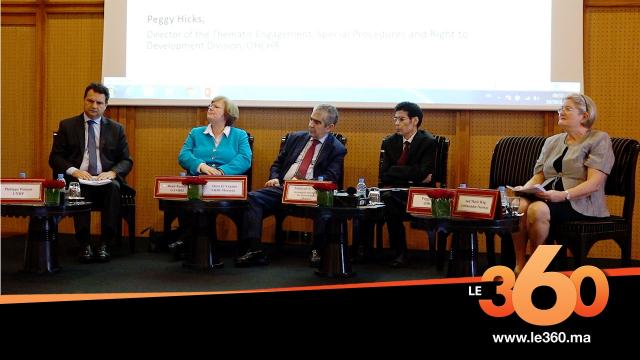 Cover Vidéo - لهذه الأسباب يجتمع في مراكش بالقمة الدولية الثالثة عشر 121 مؤسسة وطنية لحقوق الإنسان