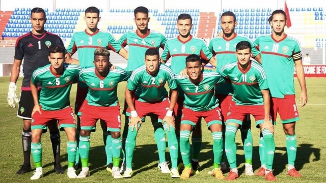 Maroc foot U23