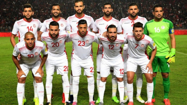 Tunisie Foot équipe nationale