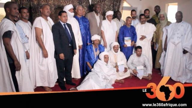 """Mali: la communauté arabe malienne se penche sur le scénario """"Mali 2030"""""""