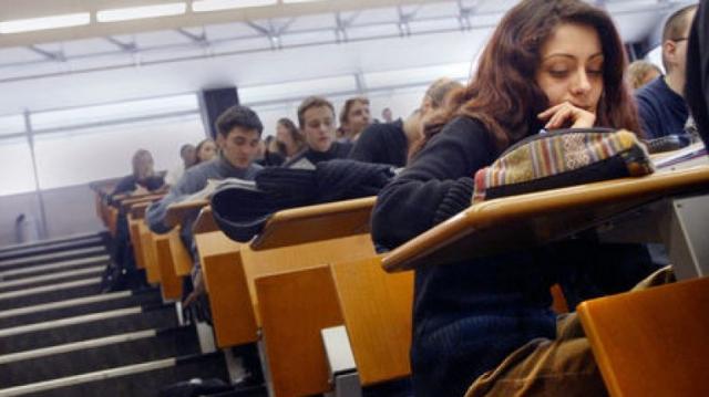Etudiants marocains en France