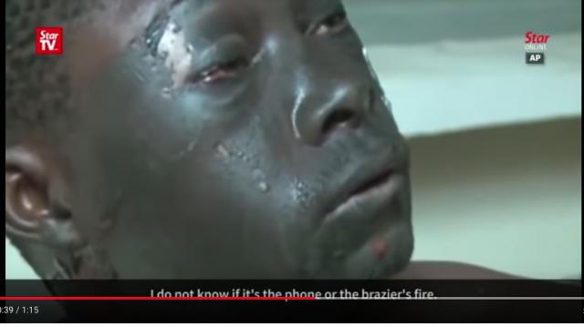 Vidéo. RDC: le bilan officiel de la collision porté à 53 morts