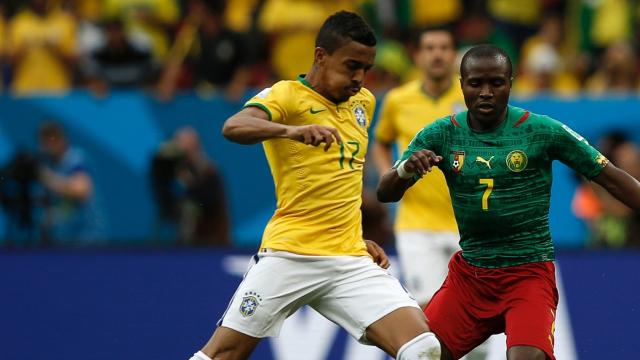 Football: le Cameroun affronte le Brésil, 4 jours après le Maroc