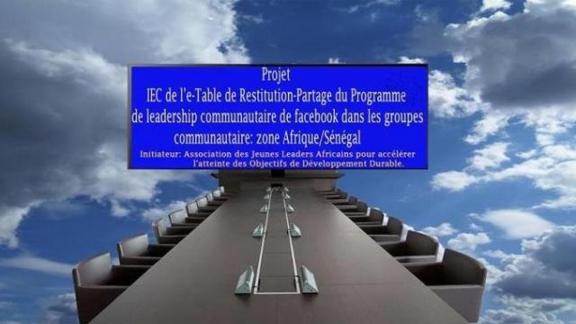 Sénégal: une communauté Facebook distinguée par le réseau social pour son leadership