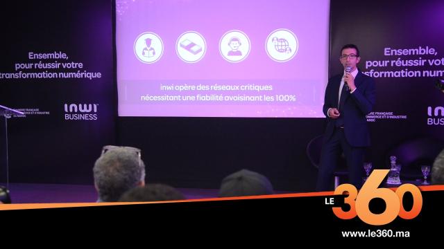 cover vidéo: Le360.ma •Transformation numérique: inwi et la CFCIM en tournée pour accompagner les entreprises