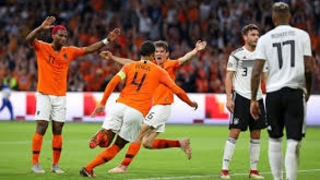 Pays-Bas VS Allemagne