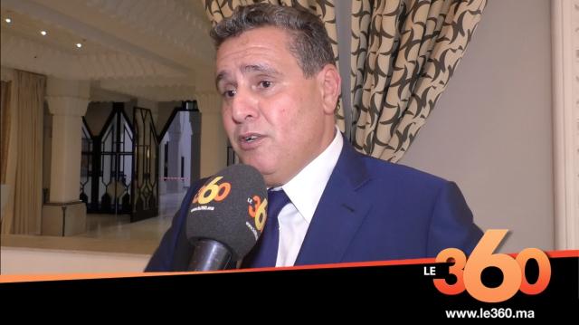 Cover Vidéo - Interview exclusive avec Aziz Akhannouch, ministre de l'Agriculture et du développement rural