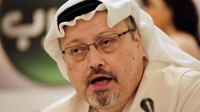 Jamal Khashoggi 3