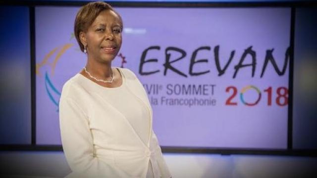Louise Mushikiwabo désignée nouvelle Secrétaire générale de la Francophonie