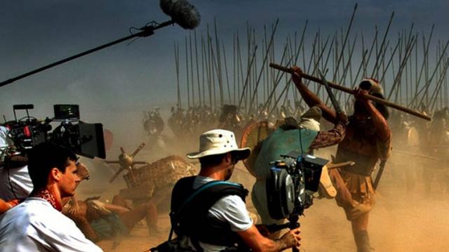 Tournage d'un film étranger au Maroc