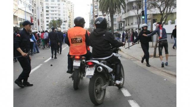 Police anti hooliganisme
