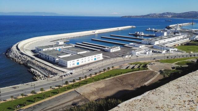 port de Tanger ville