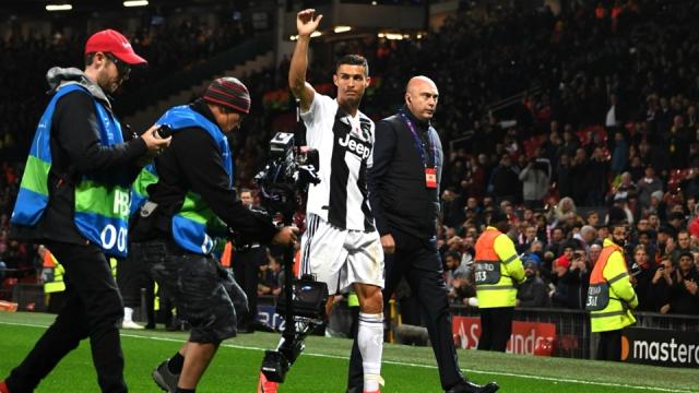 Ronaldo de retour à Old Trafford