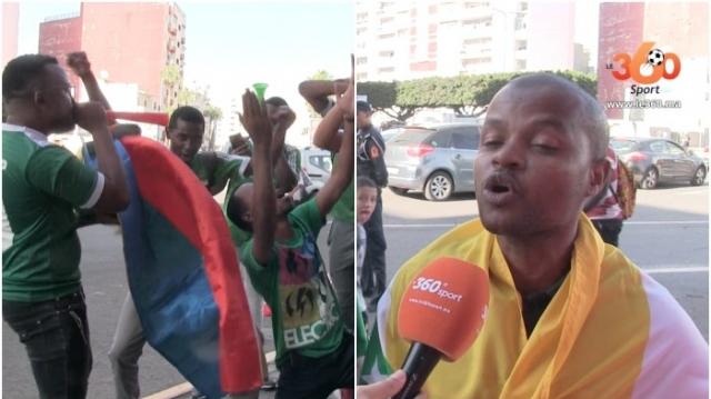 Vidéo. Les Comoriens rêvent de l'exploit