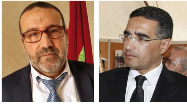 Yaakoubi et Abdellaoui