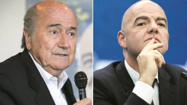 Blatter Infantino