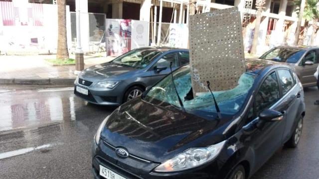 Accident Boulevard Mohammed VI-Tanger2