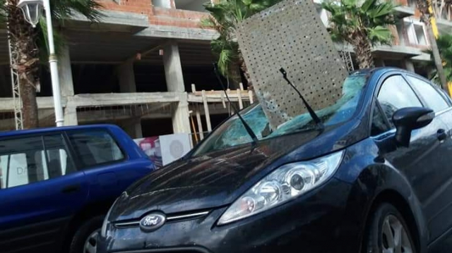 Accident Boulevard Mohammed VI-Tanger3