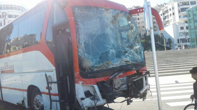 Accident Tanger-11 novembre1