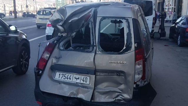 Accident Tanger-11 novembre8