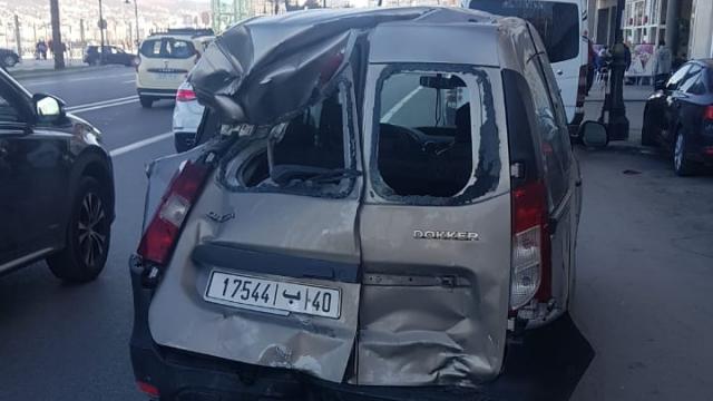 Accident Tanger-11 novembre8