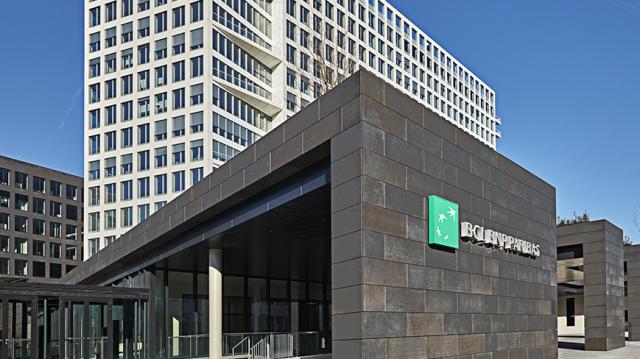 Banques européennes BNP Paribas