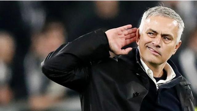 Mourinho show à Turin