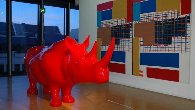 Centre Pompidou intérieur