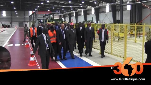 Vidéo. Côte d'Ivoire: Nexans Maroc inaugure son usine d'Abidjan