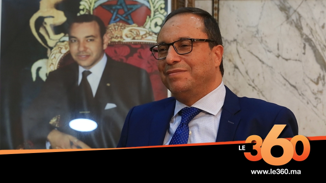 Cover_Vidéo:Le360.ma • Teaser Grand format : Abdelkader Amara