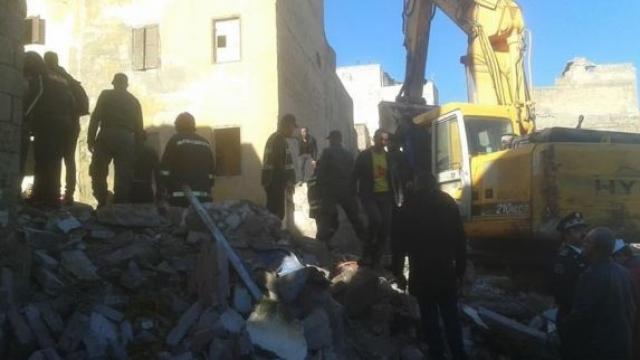 Collapse-Old Medina-Casablanca-3