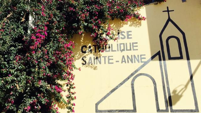 Chirac église Sainte Anne