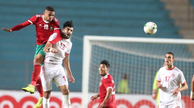 Tunisia-Morocco November 2018